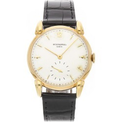 Patek Philippe Men's Leather Watch found on MODAPINS from Gilt for USD $14939.00