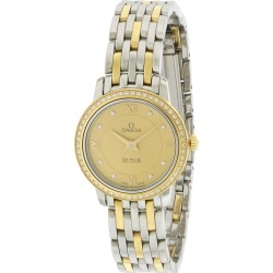 Omega Women's 18K & Stainless Steel Watch found on MODAPINS from Ruelala for USD $7569.99