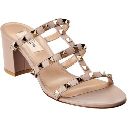 Valentino Rockstud Caged 60 Leather Sandal found on Bargain Bro India from Ruelala for $619.99