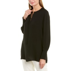Theory Fluid Silk Tunic found on Bargain Bro India from Ruelala for $65.99