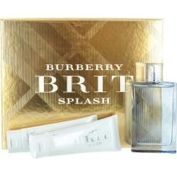 Burberry Men's Brit Splash Gift Set found on Bargain Bro India from Gilt City for $49.99