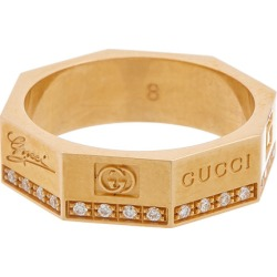 Gucci 18K Diamond Otto Ring found on Bargain Bro Philippines from Gilt for $1699.99