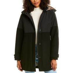 Pendleton Steamboat Wool-Blend Coat