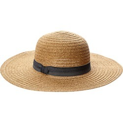 August Hat Company Denim Band Floppy Hat