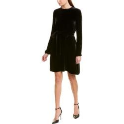 Theory Velvet Silk-Blend Sheath Dress found on Bargain Bro India from Ruelala for $85.99