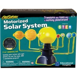 GeoSafari Motorized Solar System found on Bargain Bro India from Gilt City for $33.99