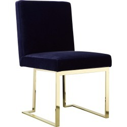 Pangea Set of 2 Gold Dexter Side Chairs found on Bargain Bro Philippines from Gilt City for $529.99
