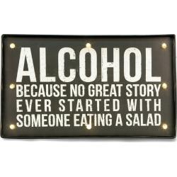 Bey-Berk Alcohol Sign