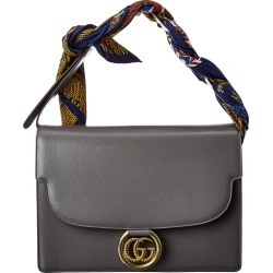 Gucci Scarf Medium Leather Shoulder Bag found on MODAPINS from Gilt for USD $2249.99