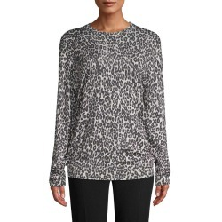 Alexander McQueen Leopard-Print Sweater found on MODAPINS from Gilt for USD $385.99