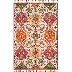Safavieh Blossom Hand-Tufted Rug found on Bargain Bro India from Ruelala for $29.99