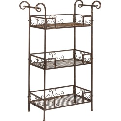 Safavieh Noreen 3 Tier Shelf found on Bargain Bro India from Gilt for $109.99