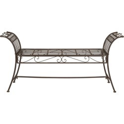 Safavieh Hadley Bench found on Bargain Bro from Gilt City for USD $129.19