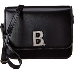 Balenciaga B Leather Shoulder Bag found on Bargain Bro Philippines from Ruelala for $869.99