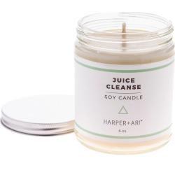 Harper + Ari Juice Cleanse 8oz Candle