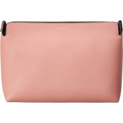 Burberry Medium Tri-Tone Leather Clutch found on MODAPINS from Gilt.com for USD $849.99