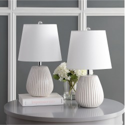 Safavieh Kole Set of 2 Table Lamps found on Bargain Bro from Ruelala for USD $98.79