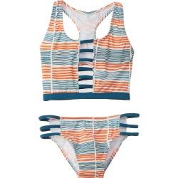 Azul Swimwear Running Lines 2pc Bikini Set