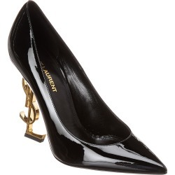 Saint Laurent Opyum 100 Patent Pump found on Bargain Bro India from Ruelala for $849.99