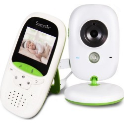 SereneLife Wireless Baby Monitor System