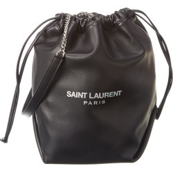 Saint Laurent Teddy Leather Bucket Bag found on Bargain Bro India from Ruelala for $1139.99