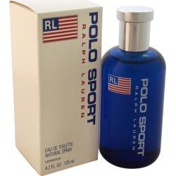 Ralph Lauren Polo 4.2oz Sport Eau de Toilette Spray found on Bargain Bro Philippines from Gilt for $67.99