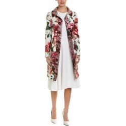 Dolce & Gabbana Jacquard Silk-Blend Coat found on Bargain Bro Philippines from Gilt for $1999.99