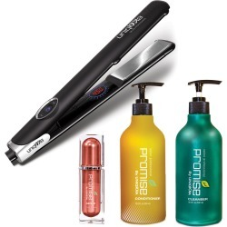 Uniqkka Hair Smoothing System found on Bargain Bro India from Gilt City for $89.99