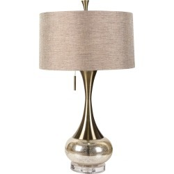 Surya 33in Lamp Table Lamp
