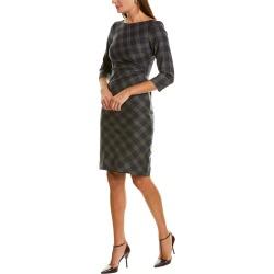 Weekend Max Mara Fiorina Wool-Blend Sheath Dress found on Bargain Bro from Gilt City for USD $136.79