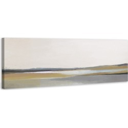 Marmont Hill Grey Dunes IV Painting Print on Wrapped Canvas found on Bargain Bro Philippines from Gilt for $149.99