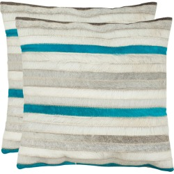 Safavieh Quinn Set of Two Decorative Pillows found on Bargain Bro India from Gilt for $179.99