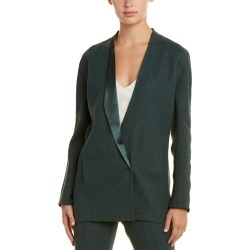 Akris Linen-Blend & Silk-Lined Jacket found on MODAPINS from Gilt for USD $495.00
