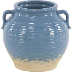 Contemporary Round Pot