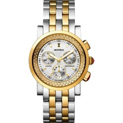 Michele Women's Sport Sail Diamond Watch found on MODAPINS from Gilt for USD $1529.99