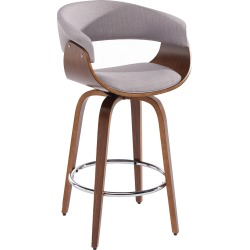 Worldwide Home Furnishings Holt 26in Counter Stool