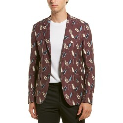 Valentino Silk Blazer found on Bargain Bro India from Gilt City for $719.99