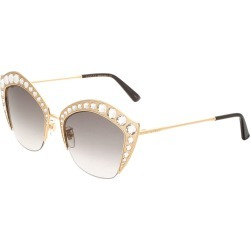 Gucci Women's 53mm Sunglasses found on Bargain Bro Philippines from Gilt for $508.48