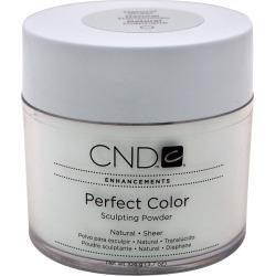 CND 3.7oz Natural Sheer Perfect Color Sculpting Powder