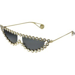 Gucci Women's Irregular 53mm Sunglasses found on Bargain Bro India from Gilt City for $599.99