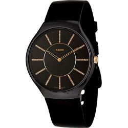 Rado Men's True Thinline Diamond Watch found on MODAPINS from Ruelala for USD $999.99