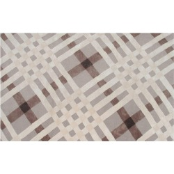 The Rug Market Brit Plaid Hand-Made Flannel Contemporary Rug