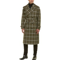 Burberry Reversible Tropical Gabardine Coat found on Bargain Bro India from Gilt City for $1499.99
