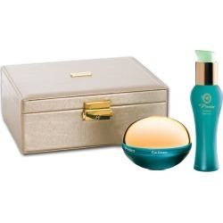 Premier Dead Sea Cosmetics 2pc Duet Anti-Aging Eye Care Kit with SPF