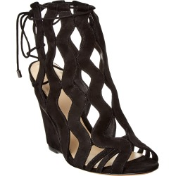Alexandre Birman Loretta 100 Wedge Suede Sandal found on MODAPINS from Ruelala for USD $339.99