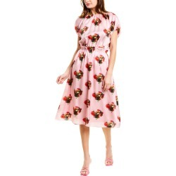 Adam Lippes Silk A-Line Dress found on MODAPINS from Gilt City for USD $249.99