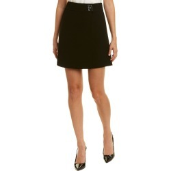 Akris Wool A-Line Skirt found on MODAPINS from Ruelala for USD $299.99