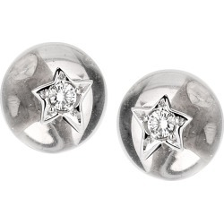 Chanel 18K 0.20 ct. tw. Diamond Earrings found on Bargain Bro Philippines from Ruelala for $2199.00
