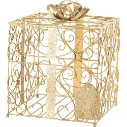 Cathy's Concepts Gold Reception Gift Card Holder found on Bargain Bro India from Gilt for $35.99
