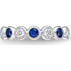 Memoire Toujours 18K 0.90 ct. tw. Diamond Ring found on Bargain Bro from Gilt City for USD $1,139.99